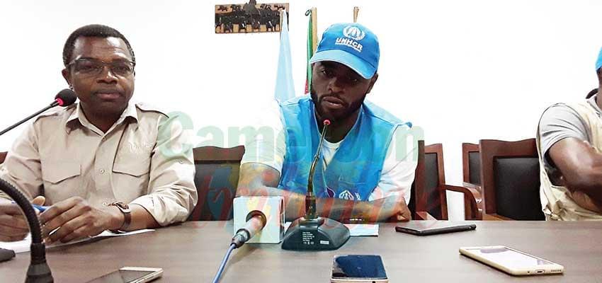 Alexandre Song veut aider à l'amélioration des conditions de vie des réfugiés au Cameroun.
