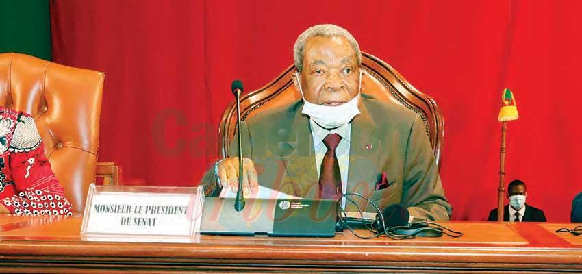 Senate : Bills From National Assembly Under Scrutiny