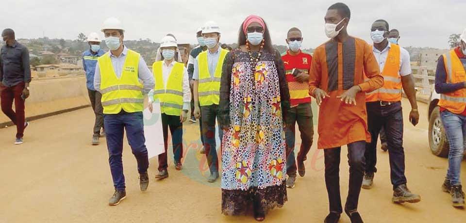 Autoroute Yaoundé-Nsimalen : dernières retouches pour la section rase campagne