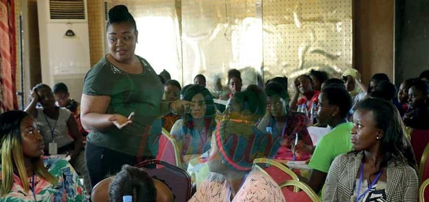 Bamenda: Girls Trained To Combat Violence