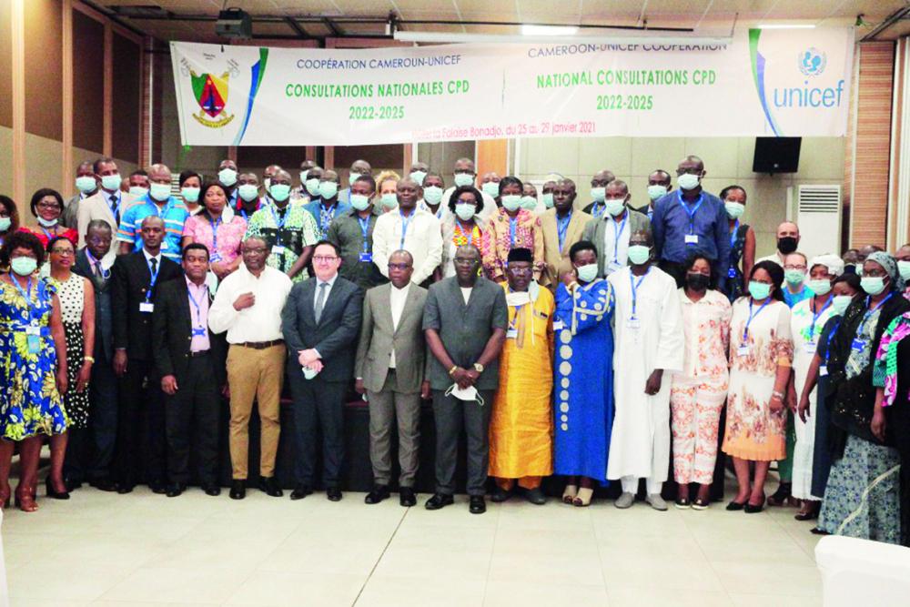 Cameroun-Unicef : l'avenir de l'enfant en priorité