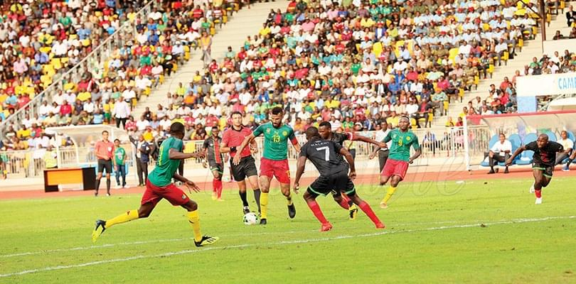 AFCON 2019: 23 Lions Called To Camp