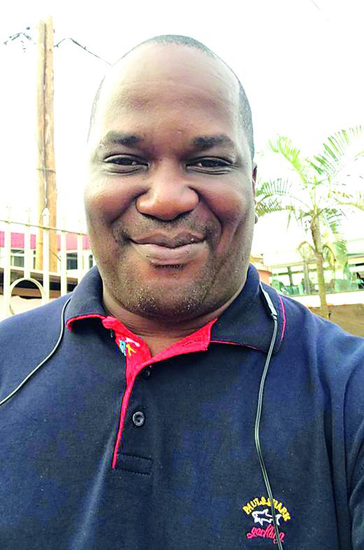Dr Moïse Nguidjol, expert en médecine du sport.