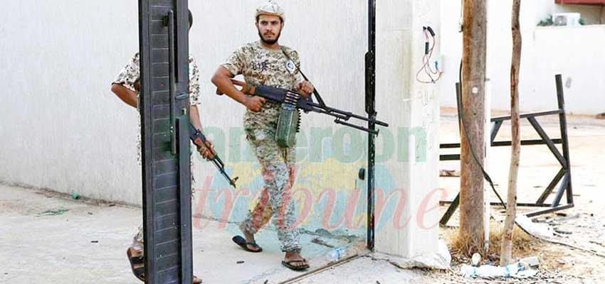 Libye : l'embargo sur les armes maintenu