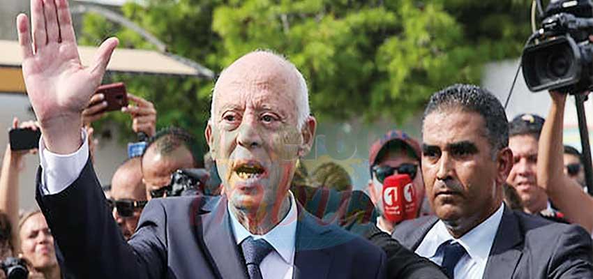 Présidentielle en Tunisie : Kaïs Saïed, président !