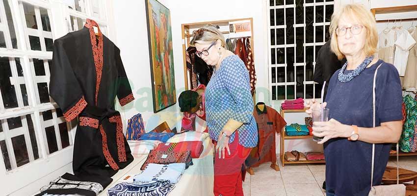 Relever le défi de la mode au Cameroun.