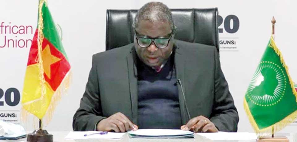 AU Peace, Security Council Chairmanship : Cameroon's Tenure Described Productive