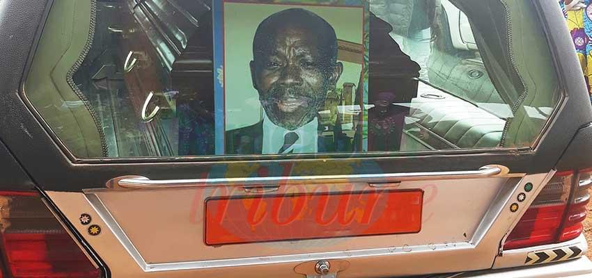 Obsèques : Marcel Mvondo II repose à Nkol-Nkeng