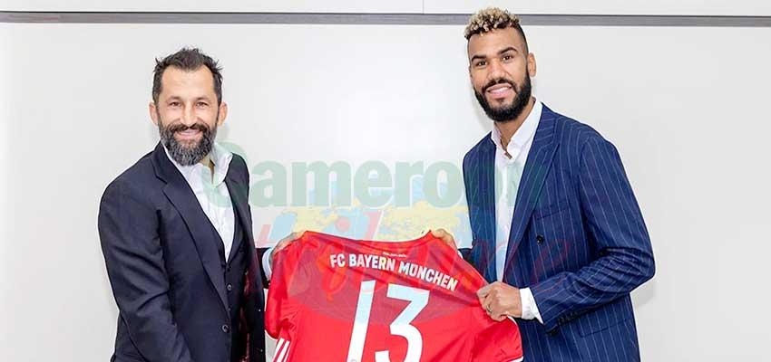 Mercato :  Choupo Moting atterrit au Bayern