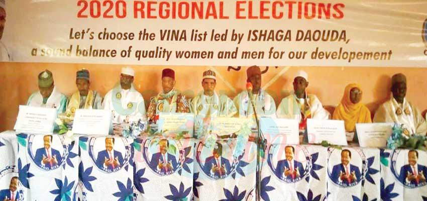 Ngaoundéré  : le RDPC lance sa campagne