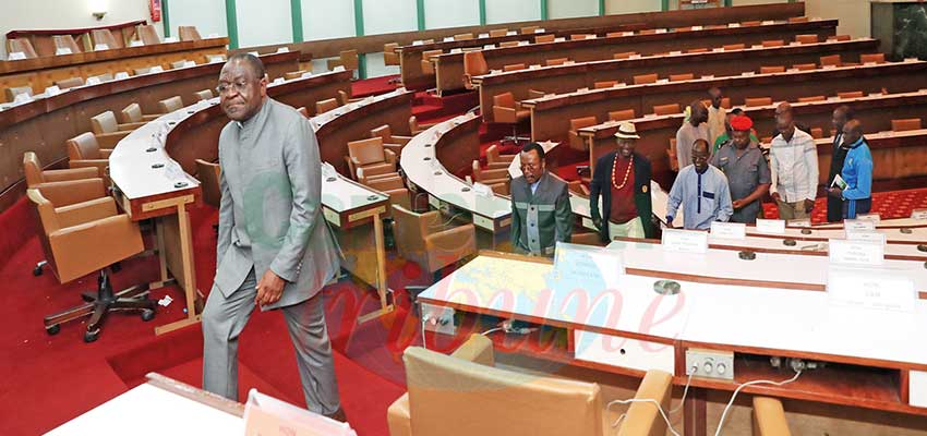 Image : Parlement: enjeux d'une session
