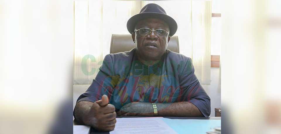 Ambroise Owotsogo Onguene, coordonnateur général du Programme d'appui à la réforme de l'éducation au Cameroun.
