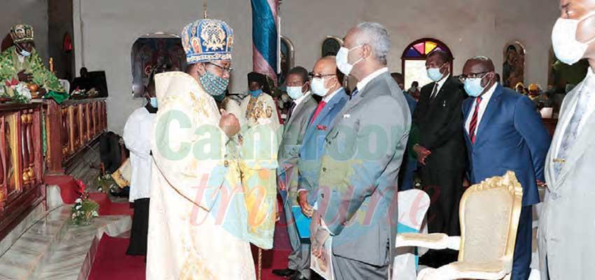 Eglise catholique orthodoxe Métropole d'Afrique : une messe pour célébrer la légalisation