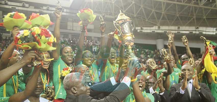 Les Lionnes rêvent de conserver le trophée.