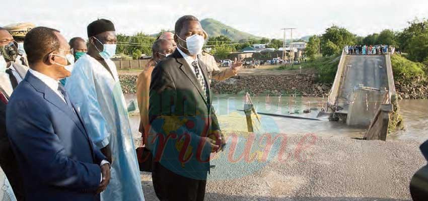 Inondations, projets de développement : une délégation interministérielle dans l'Extrême-Nord