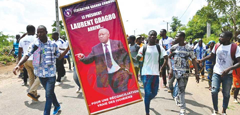Retour de Laurent Gbagbo : c'est le jour-J