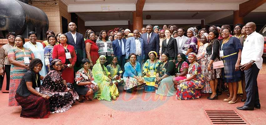 Media women and officials determined to encourage gender-based reporting during elections.