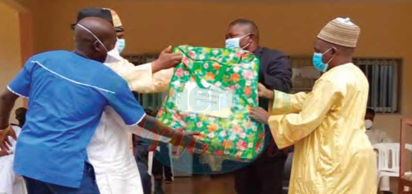 Mbéré  : l'élite approvisionne  la communauté éducative