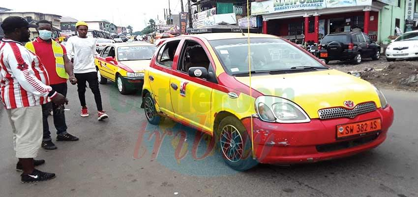 Buea : Measure Leaves Taxi Drivers Groaning
