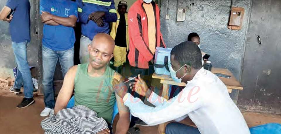 Sud : plus de 26 000 personnes à vacciner
