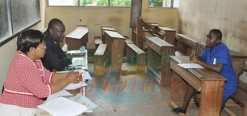 Examens officiels: c'est bien parti pour le BEPC bilingue