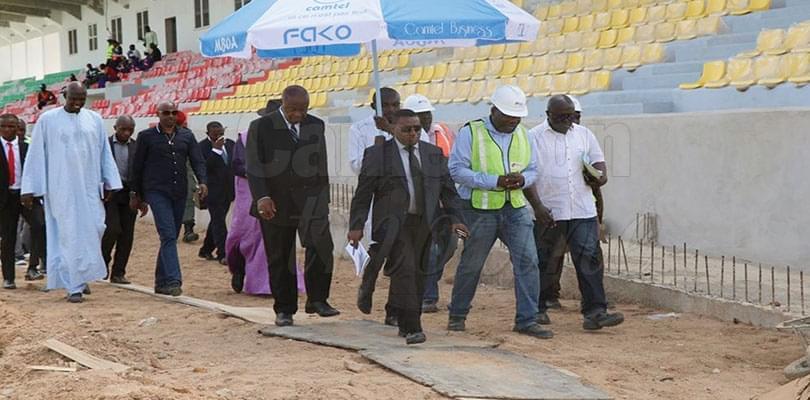 Evaluation sécuritaire de la CAF: le site de Garoua audité