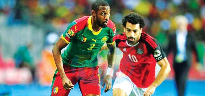 Eliminatoires CAN 2021 : Nicolas Nkoulou convoqué