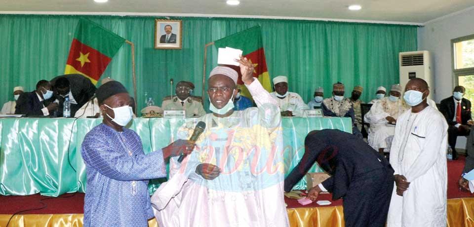 Conseil régional du Nord : Oumarou Ousmanou, nouveau président