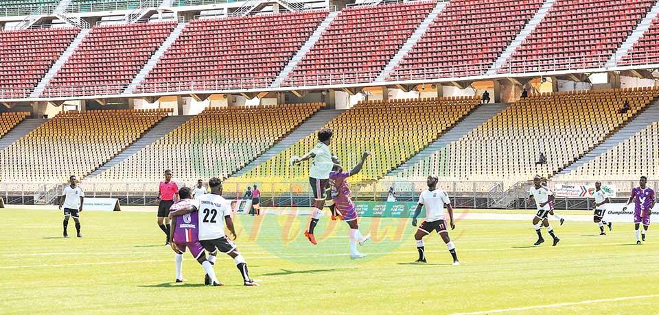 Après le score de parité de Colombe - TKC (0-0), Jules Abah Onana a perdu son poste de coach du club de Sangmélima.