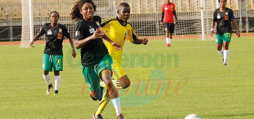 2020 Women's Olympic Qualifiers : Indomitable Lionesses Strengthen Training