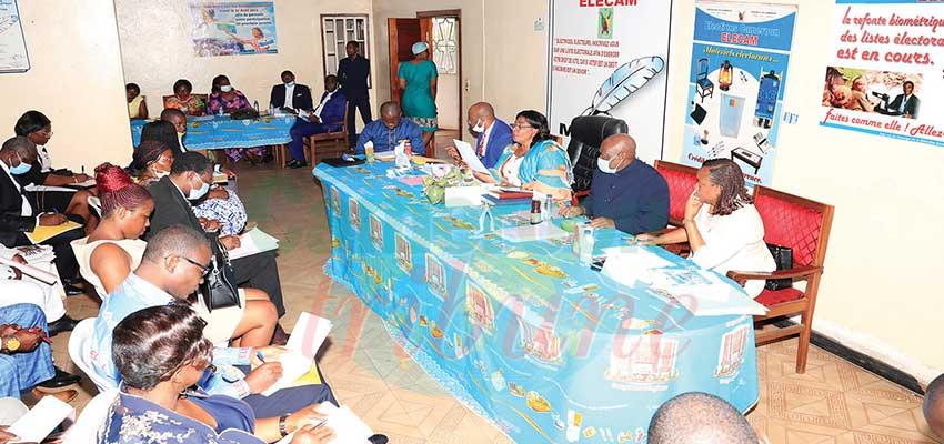 Régionales dans le Mfoundi : Elecam affûte ses armes