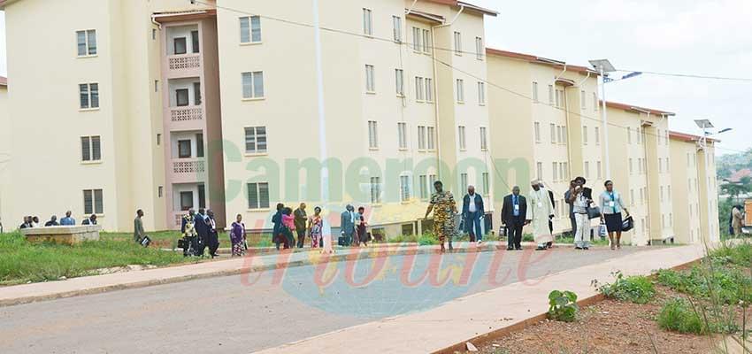 Prise en charge : 200 lits à Olembe