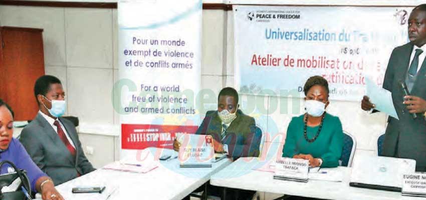 Traité sur l'interdiction des armes nucléaire : plaidoyer pour la ratification