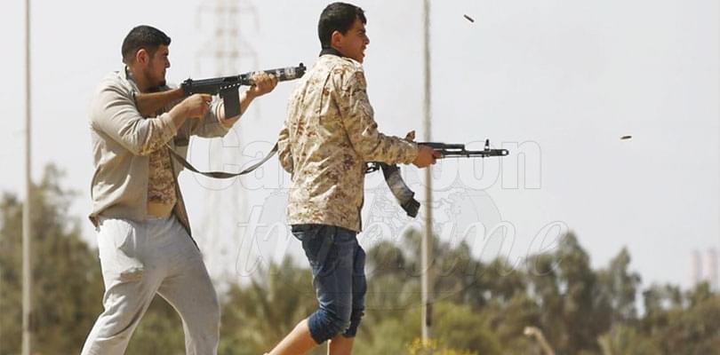 Libye: l'escalade de la violence