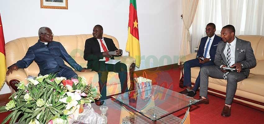 Image : Lutte contre la corruption: Cameroun et Nigeria ensemble