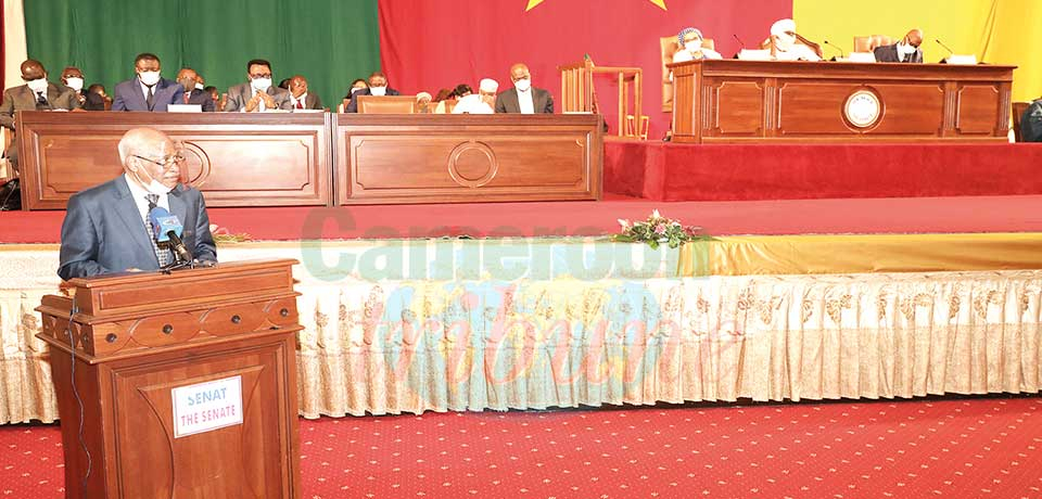 Government Ministers presented the benefits of ratifying the treaties.