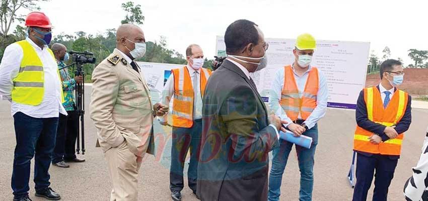 Autoroute Yaoundé-Douala  : le raccordement à la nationale N°3 envisagé