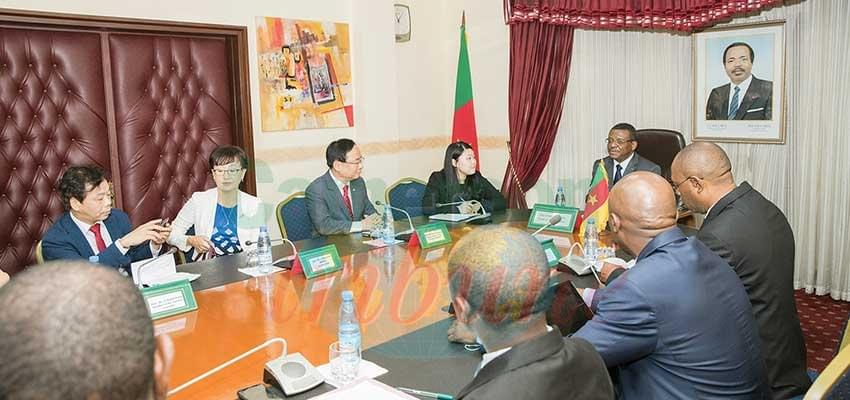 Cameroon - South Korea  Cooperation Ties Revisited
