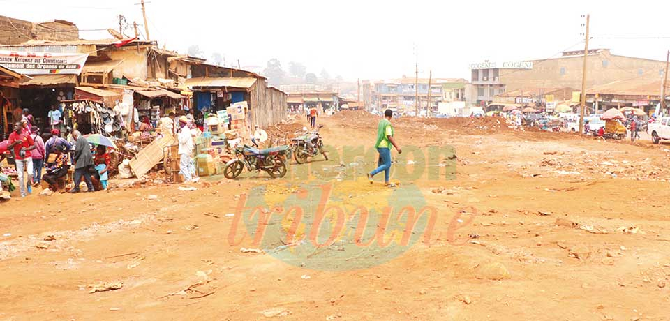 Bafoussam : chantiers ouverts