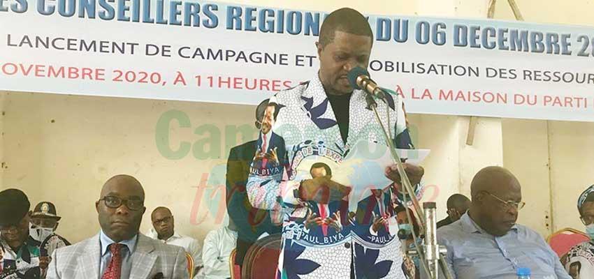 Sanaga-Maritime : 30 millions de F pour le démarrage