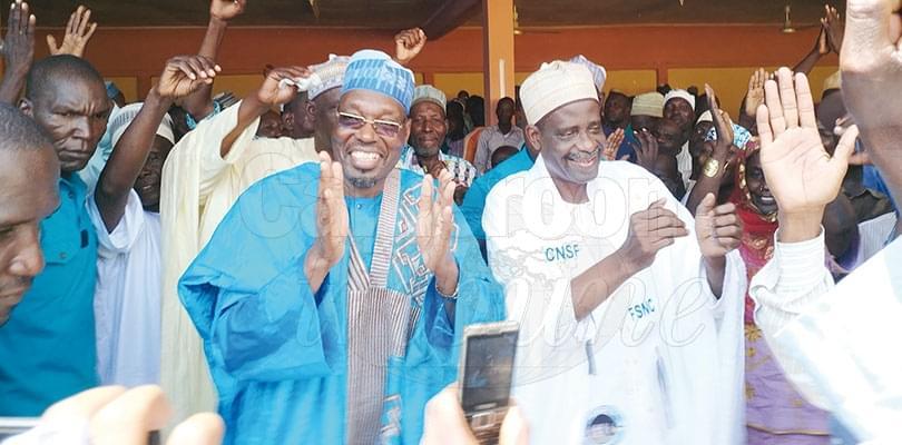 Image : Soutien à la candidature de Paul Biya: Pitoa muscle son ralliement