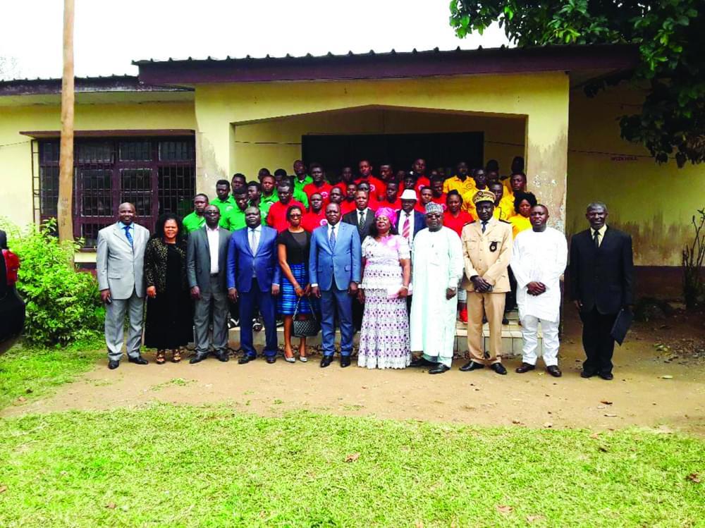 NDDRC Buea Centre : Reintegration Of Ex-Fighters Commences