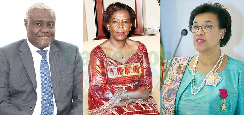 World Leaders Visit Cameroon