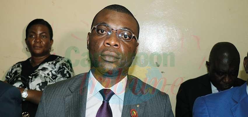 Yaoundé II:  Yannick Ayissi élu maire