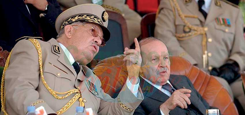 Algeria: Controversy Over Proposed Exit For President
