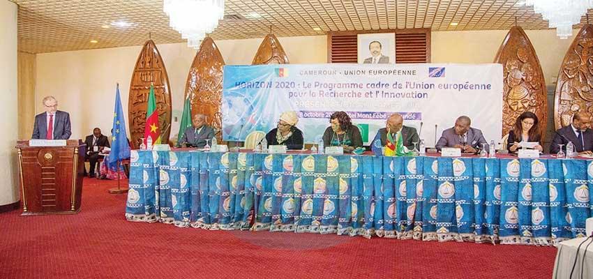 L'appui de l'UE est une aubaine pour les chercheurs camerounais.