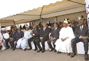Image : Comité central du RDPC: on célèbre la victoire