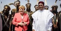 G5 Sahel: Merkel appelle au soutien de l'Europe