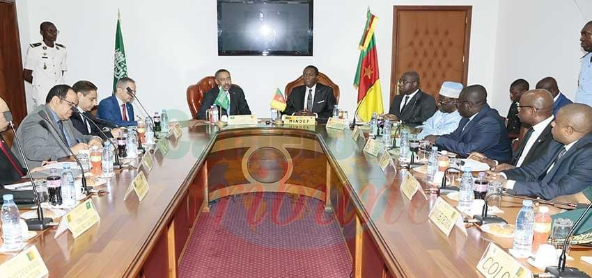 Image : Coopération Cameroun-Arabie saoudite: le volet sécurité se met en place