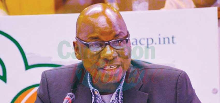 Pr. Yacouba Konaté, directeur général du Marché des arts du spectacle d'Abidjan (MASA).